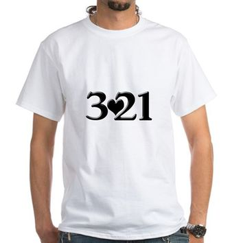 321 Down Syndrome Awareness Day Men's Classic T-Shirts