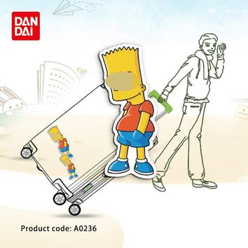 Simpson Hand Trousers Pocket Anime Character Waterproof Stickers Toy Laptop Phone Guitar Skateboard Luggage A0236 sticker hz 30