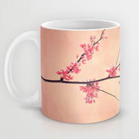 The Passion of Pink Mug by RichCaspian