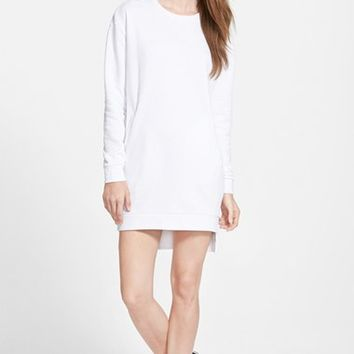 Women's Glamorous Sweatshirt Tunic Dress ,