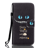 Cheshire Cat Samsung Flip Case