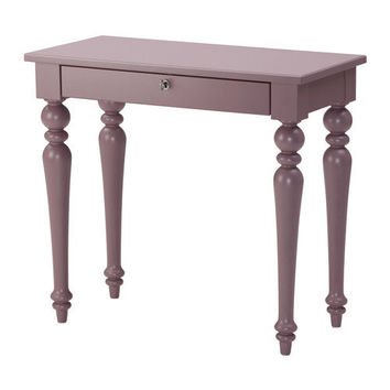 "ISALA Laptop table - lilac - 31 1/2x17 3/4 "" - IKEA"