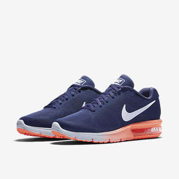 The Nike Air Max Sequent Women's Running Shoe.