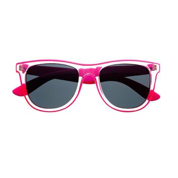 Clear Transparent Neon Sunglasses Shades W91