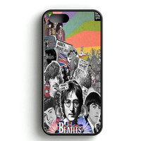 THE BEATLES colorfull iPhone 4s iPhone 5s iPhone 5c iPhone SE iPhone 6|6s iPhone 6|6s Plus Case