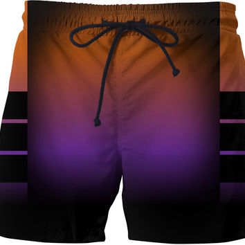 Beach Bum Swim Shorts