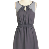 ModCloth Mid-length Sleeveless A-line Stepping and Swaying Dress