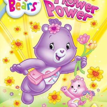 CARE BEARS: FLOWER POWER [DVD]