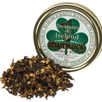 Dan Tobacco Treasures of Ireland Shamrock Pipe Tobacco - 50g