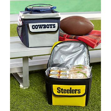 Official Licensed NFL Game Day Travel Gear Bungee Cooler Gift