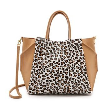 Oliveve Haircalf Zoe Tote