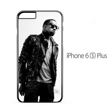 Kanye West Black iPhone 6s Plus Case