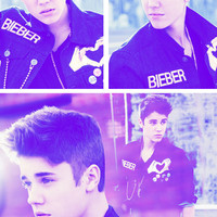Justin Bieber collage Stretched Canvas by DesignPassion | Society6