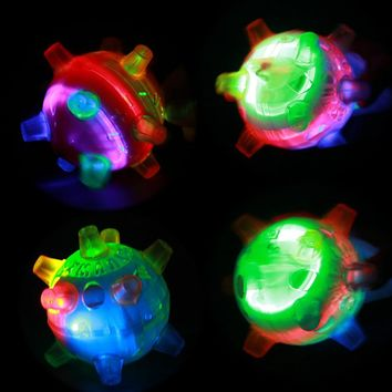 The Milo Jumping Activation Glow Ball