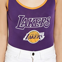 Los Angeles Lakers Bodysuit | Forever 21 - 2000152759