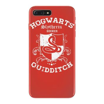 slytherin quidditch iPhone 7 Plus Case