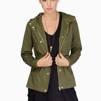 Layer It Up Parka Jacket