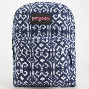 Jansport Super Fx Backpack Indigo One Size For Women 25735021201
