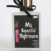 My Beautiful Nightmare Fragrance Oil Based Perfume 1oz