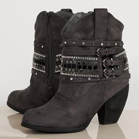 Not Rated Shawty Embellished Boot