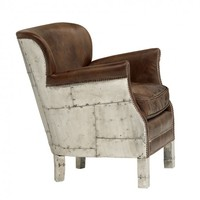Andrew Martin Harrow Spitfire Armchair  | Occa-Home.co.uk