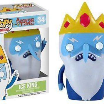 Funko Pop TV: Adventure Time - Ice King Vinyl Figure