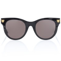 Panthère de Cartier cat-eye sunglasses
