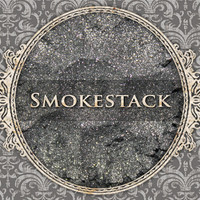 SMOKESTACK Mineral Eyeshadow: 5g Sifter Jar, Metallic Gunmetal, VEGAN Cosmetics, Metallic Eye Shadow