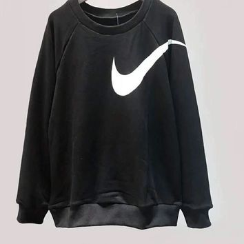 Nike Big hook Pullover Tops Sweater Sweatshirts Sweatshirt-1