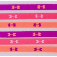 Under Armour Women's UA Mini Headbands One Size Fits All STROBE