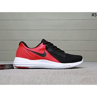 NIKE LUNAR APPARENT Mesh Fashionable Comfortable Breathable Sneakers F-A0-HXYDXPF #3