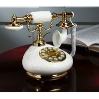 Golden Eagle 28466090021 9002 Porcelain Phone PLAIN