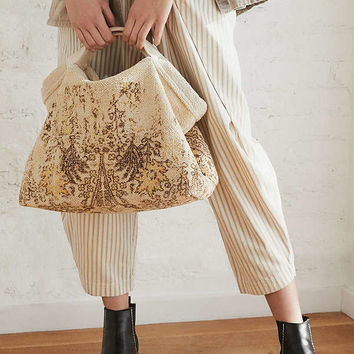 Chenille Tote Bag | Urban Outfitters