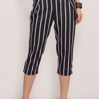 Rehab Clothing Alter Ego Cropped Pants $44