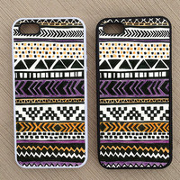 Aztec Tribal Indian Pattern iPhone Case, iPhone 5 Case, iPhone 4S case, iPhone 4 Case - SKU: 154
