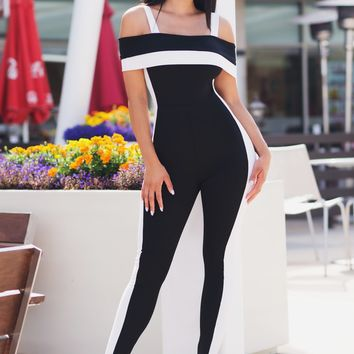 Daniella Jumpsuit - Black