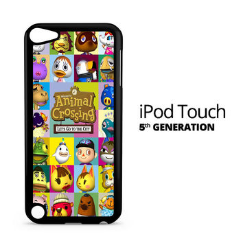 Animal Crossing iPod Touch 5 Case