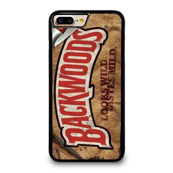 ONLY BACKWOODS CIGAR iPhone 7 Plus Case Cover