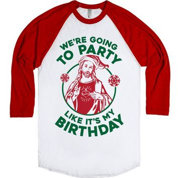 We're Going To Party Like It's My Birthday, Jesus | | SKREENED