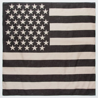 Rothco American Flag Bandana Multi One Size For Men 26062695701