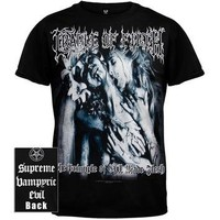 Cradle Of Filth - Supreme Vampiric Evil T-Shirt