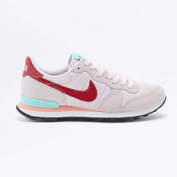 Nike - Baskets Internationalist rose/rouge - Urban Outfitters