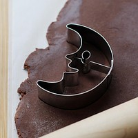 moon cookie cutter
