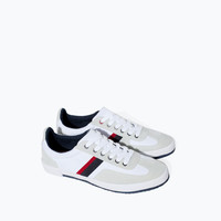 Plimsoll with stripes