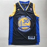 Golden State Warriors Jersey #30 Stephen Curry