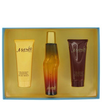Gift Set -- 3.4 oz Cologne Spray + 3.4 oz Body Wash + 3.4 oz Body Moisturizer