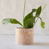 The Object Enthusiast Speckled Planter - Urban Outfitters