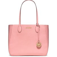 Mae Soft Leather Carryall Tote | Michael Kors