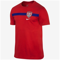 USA Nike Core T-Shirt – Red - http://www.shareasale.com/m-pr.cfm?merchantID=7124&userID=1042934&productID=544550641 / USA
