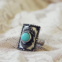 Arizona Moon Ring